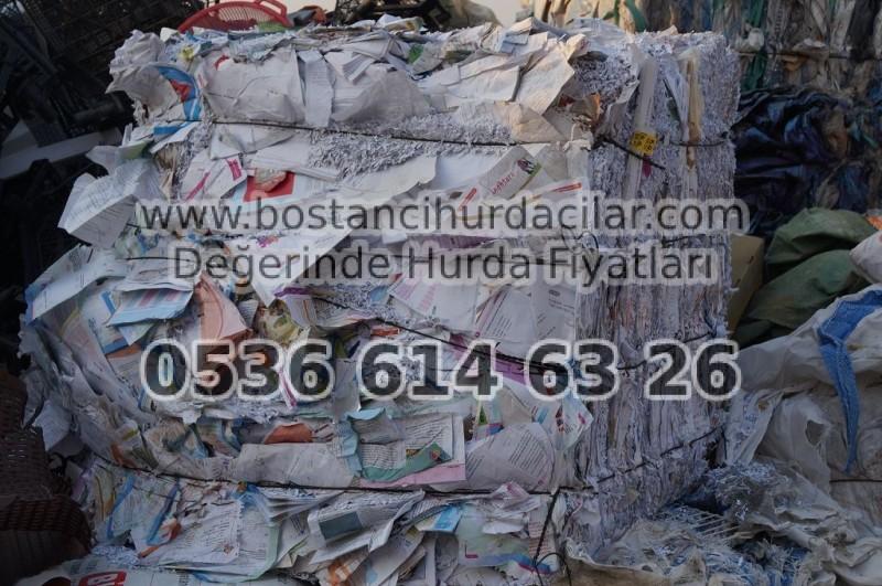 Kağıt Hurdası Toplama Merkezi-Kağıt Hurdalarınızı Alıyoruz!-0536 614 6326