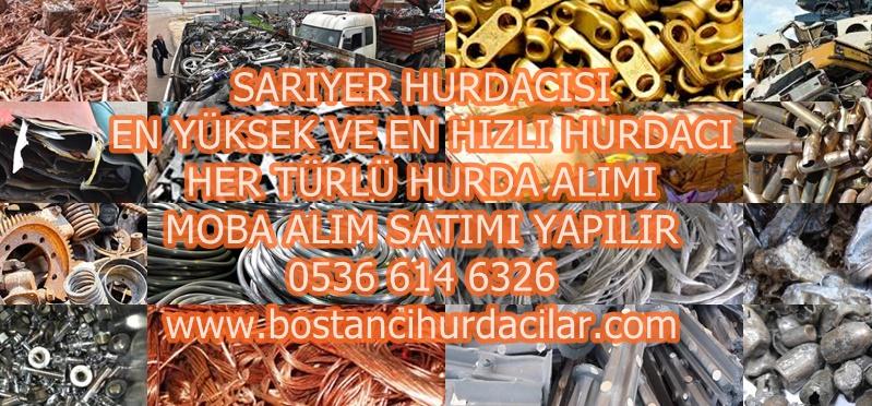 SARIYER HURDACISI 053 614 6326